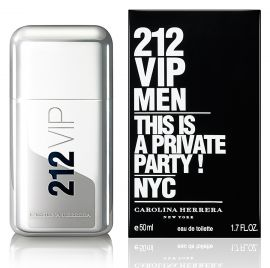 Carolina Herrera - 212 VIP Men Ивано-Франковск / Каролина Херрера - 212 Вип Мен Туалетная вода Пробник (edt)  Мужская купить в Ивано-Франковске